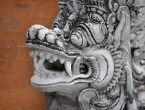 Мифический personage Barong от epos Balinese Стоковые Фото