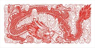 миф дракона Стоковые Фото