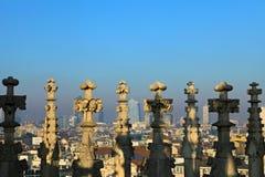 Милан, Италия. Стоковые Фотографии RF