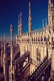 милан Италия стоковая фотография rf