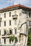 Милан (Италия): Citylife Стоковые Фотографии RF