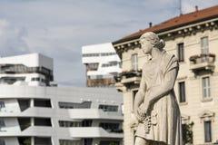 Милан (Италия): Citylife Стоковые Фото