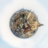 Милан меньшая планета Стоковая Фотография RF