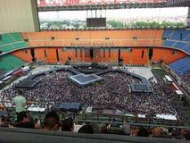 Милан стадиона San Siro Стоковое Изображение