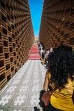Милан 2015 экспо Италия 102 Стоковые Изображения