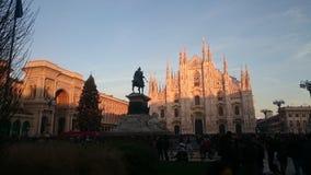 Милан Centro стоковое изображение