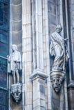 Милан, Duomo стоковые изображения rf
