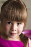 милая девушка меньший портрет Стоковые Фото