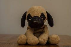 Милая игрушка собаки Стоковое Изображение