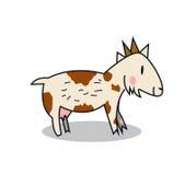 Милая коза Стоковые Фото