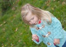 Милая маленькая девочка Стоковое фото RF