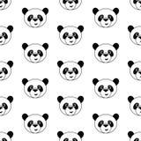 милая панда Стоковая Фотография RF