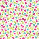 милая флористическая картина Стоковая Фотография RF