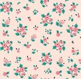 милая флористическая картина Стоковые Изображения RF