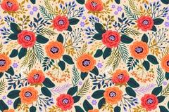 милая флористическая картина Стоковые Фото