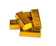 Миллиард золота Стоковые Фотографии RF