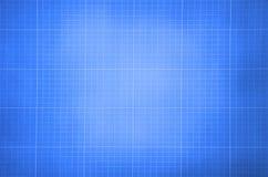 Миллиметровка для строить и архитектурноакустические чертежей Стоковое Изображение RF