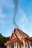 Миллион летучих мышей на Таиланде Стоковые Фото
