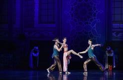 "Милое и кокетливое кокетливое  Nights†""One тысячи и одного балета Стоковая Фотография RF"