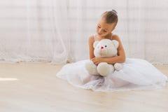 Милое маленькое balerina Стоковое фото RF