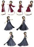 Princess Elven стоковая фотография