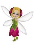 милое fairy немногая Стоковые Изображения