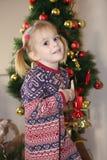 милые детеныши портрета девушки Стоковая Фотография RF