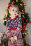 милые детеныши портрета девушки Стоковые Изображения RF
