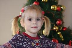 милые детеныши портрета девушки Стоковое Изображение RF