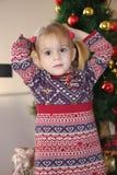 милые детеныши портрета девушки Стоковое Фото