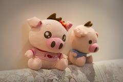Милые игрушки Стоковая Фотография RF