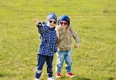 милые друзья Стоковое фото RF