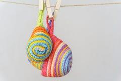 Милые сумки рами Стоковая Фотография RF
