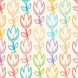 Милые тюльпаны Стоковые Изображения