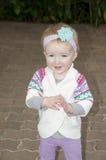 Милый идти малыша Стоковая Фотография