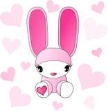 Милый кролик Стоковое Фото