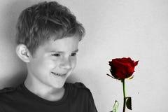 Милый мальчик стоковые изображения