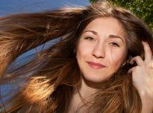 милый портрет девушки Стоковая Фотография RF
