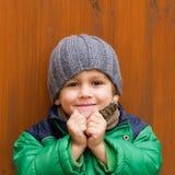 милый портрет малыша Стоковое Фото