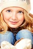 Милый подросток Стоковая Фотография RF