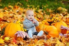 Милый ребёнок Стоковое Изображение