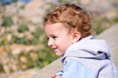 Милый 3-ти летний ребенок Стоковое Изображение