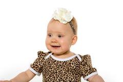 Милый 1-ти летний ребёнок Стоковое Фото