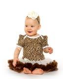 Милый 1-ти летний ребёнок Стоковые Фотографии RF