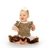 Милый 1-ти летний ребёнок Стоковая Фотография RF