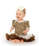 Милый 1-ти летний ребёнок Стоковые Изображения RF