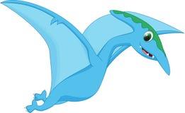 Милый шарж pterodactyl Стоковая Фотография