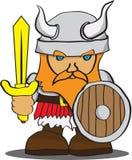 милый viking Стоковые Фотографии RF