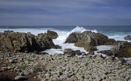 17 миль привода, Калифорнии, США Стоковое фото RF