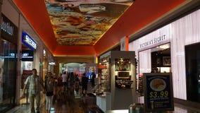 Миля чуда ходит по магазинам в Лас-Вегас, Неваде Стоковая Фотография